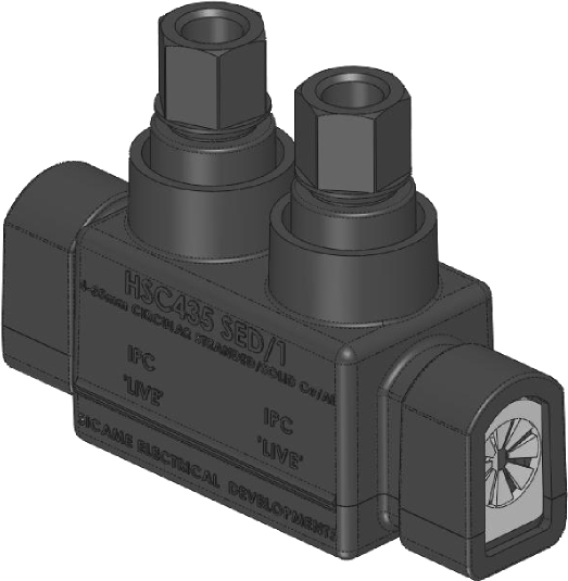 HSC435 SED/1 Connector
