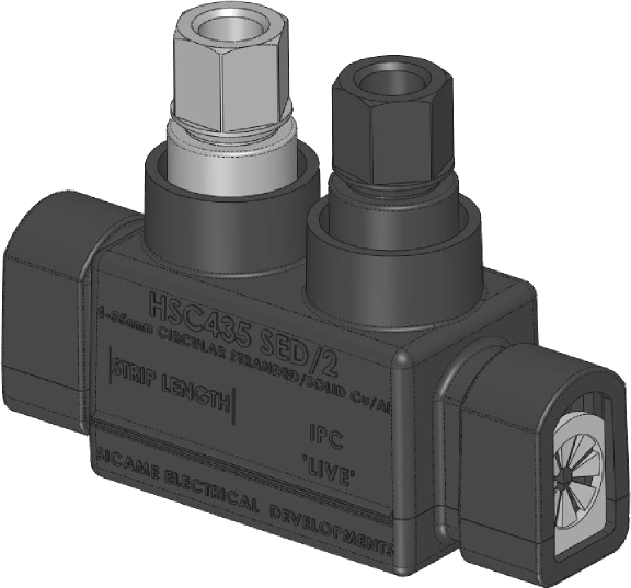 HSC435 SED/2 Connector