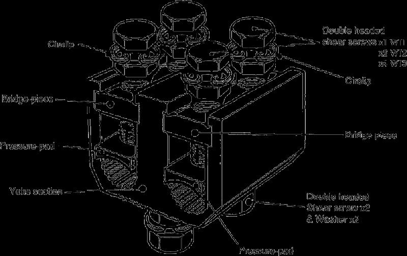 lv mechanical terminations  connectors
